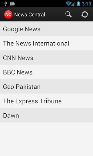 Pakistan News Central