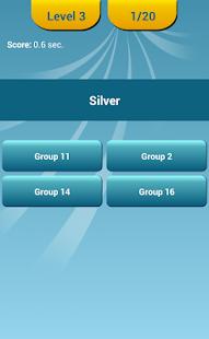 Periodic Table Quiz- screenshot thumbnail