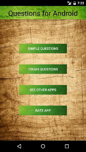Interview Questions 4 Android