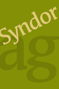 Syndor FlipFont - screenshot thumbnail