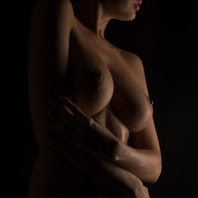 Getting cold by Tatjana GR0B - Nudes & Boudoir Artistic Nude (  )