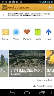 Abruzzo Rai Local- screenshot thumbnail