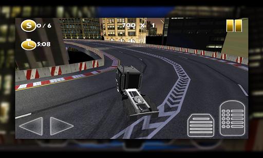 Xtreme drift: Truck driver 3D