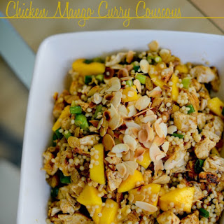 Chicken Mango Curry Couscous