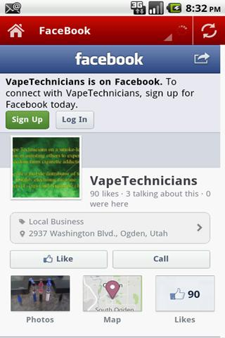 【免費商業App】Vape Technicians-APP點子