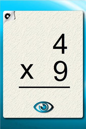Math And Numbers Flash Cards