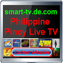 Pinoy Philippine Live TV Smart icon