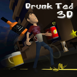 Drunk Ted 3D