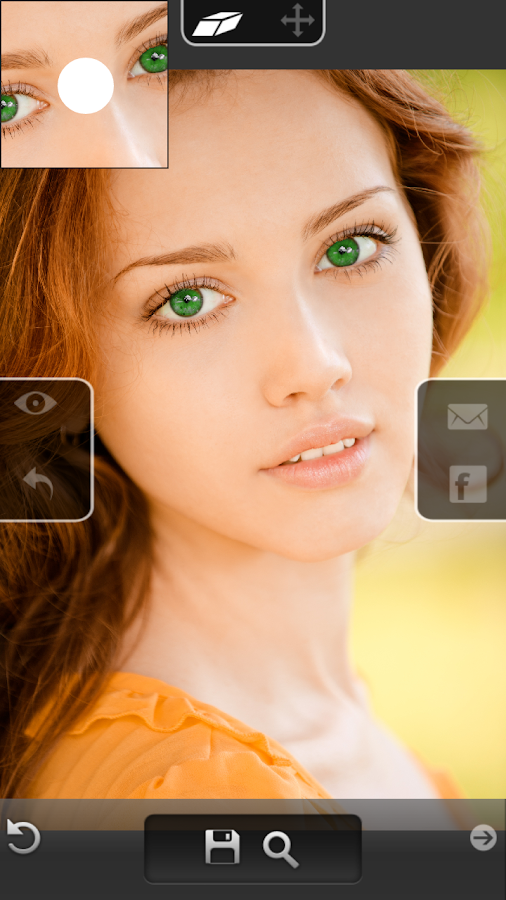 Eye Color Changer - Grid Pro - screenshot