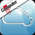 COMPUTER BILD-Cloud icon