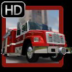 FIRE TRUCK PARKING HD 1.0 Apk