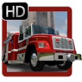 FIRE TRUCK PARKING HD