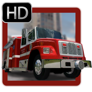 FIRE TRUCK PARKING HD for PC and MAC