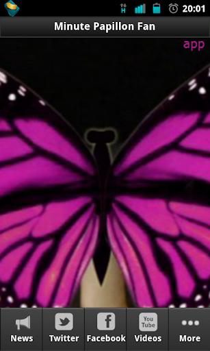 Minute Papillon - fan