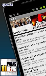 WHAS11 Louisville News - screenshot thumbnail