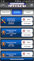Screenshot of Positive Activity Jackpot