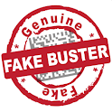 FakeBuster – Find Counterfeits logo