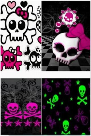 Hearts Skulls