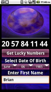 Lucky Numbers Fortune Lotto - screenshot thumbnail