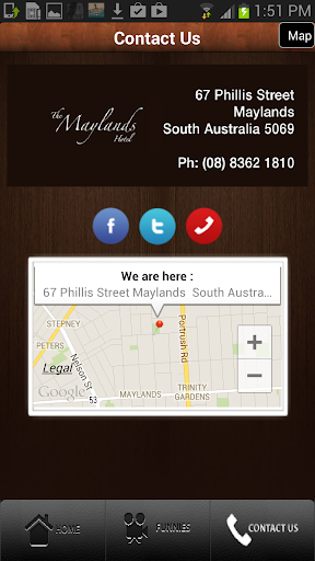【免費娛樂App】Maylands Hotel-APP點子