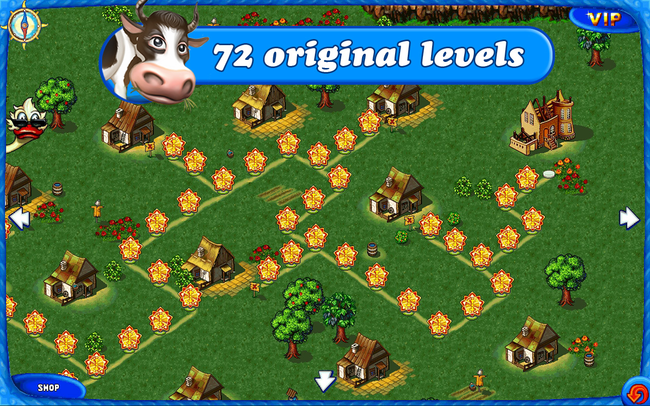 Farm Frenzy Free- screenshot