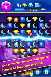 Gem Mania:Diamond Match Puzzle v1.2.4 (Mod Money)