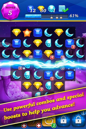 Gem Mania:Diamond Match Puzzle 1.2.3 screenshot 265904