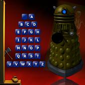 Hangman: Doctor Who Monsters