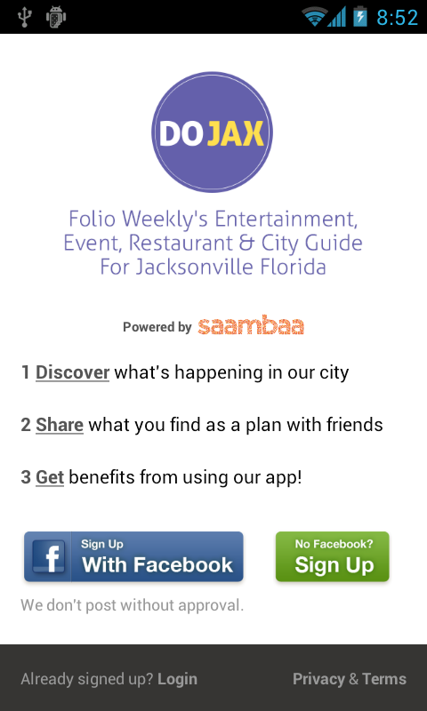 DO JAX - Folio Weekly - screenshot