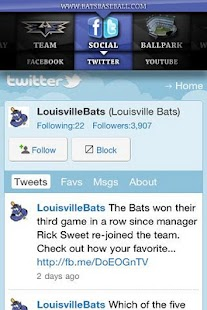 Louisville Bats - screenshot thumbnail