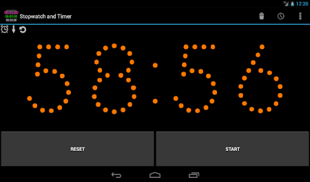Stopwatch & Timer 1.5.2 screenshot 277903