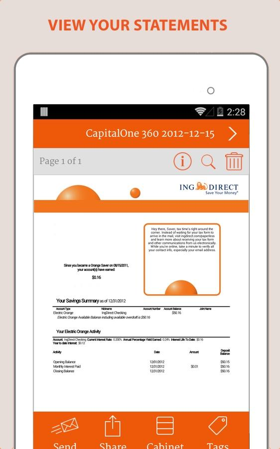 FileThis – Bills & Receipts- screenshot