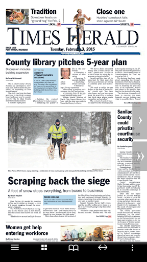 The Times Herald Print Edition