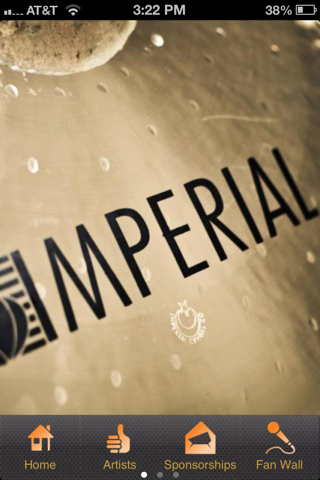 Imperial Cymbals