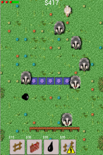 Badger Defence - screenshot thumbnail
