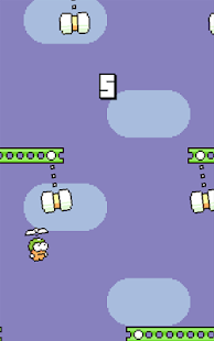 Swing Copters- screenshot thumbnail