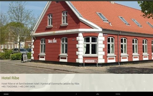 Hotel Ribe- screenshot thumbnail