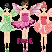 Princess Ballerina Dress up