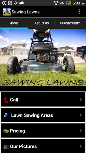 Sawing Lawns