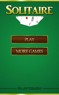 Solitaire Deluxe ! - screenshot thumbnail