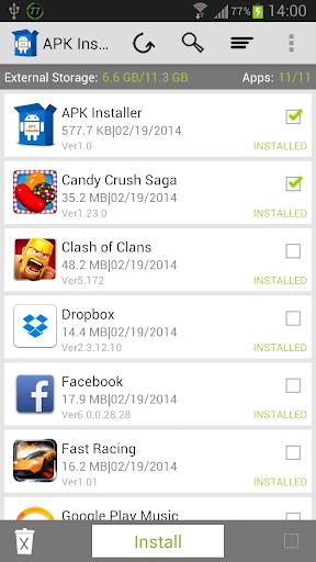 Apk installer - app installer