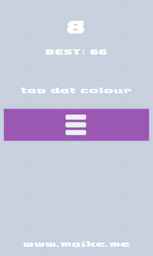 tap dat colour