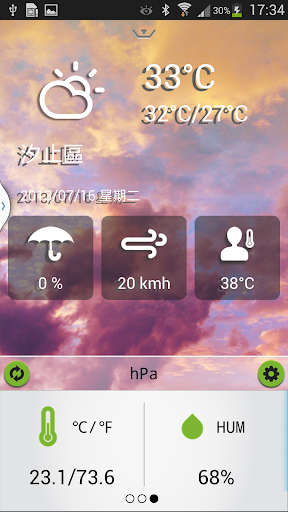 My Weather Station