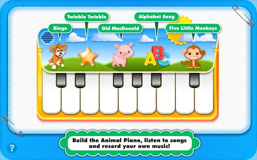 玩免費教育APP|下載Preschool Musical Puzzle Toys app不用錢|硬是要APP