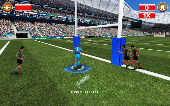 Rugby League Live 2 Mini