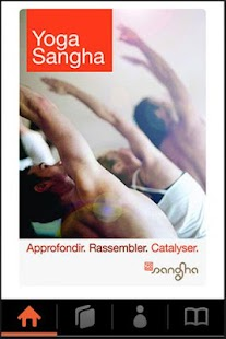Sangha Mobile- screenshot thumbnail