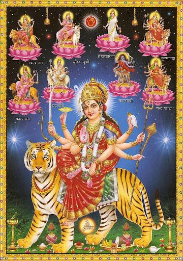 Nav Durga Hd Wallpaper Apps On Google Play