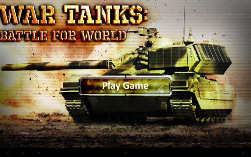 War Tanks: Battle for World