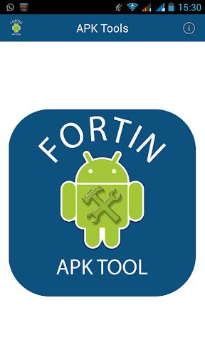 Fortin APK Tools Sender