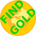 Gold Detector Radar icon